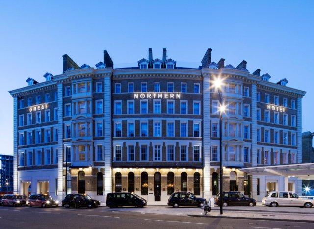 European Hotel Design Awards winner restaurant 2