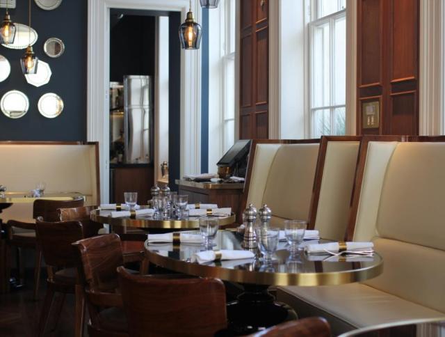 European Hotel Design Awards winner restaurant 7