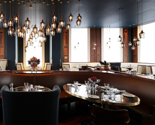 European Hotel Design Awards winner restaurant 9