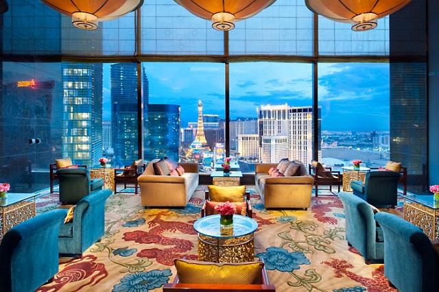 Mandarin Oriental Las Vegas by Tihany Design Top 10 Luxury Hotel Designers Top 10 Luxury Hotel Designers Mandarin Oriental Las Vegas by Tihany Design
