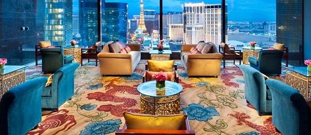 Top 10 Luxury Hotel Designers Top 10 Luxury Hotel Designers Top 10 Luxury Hotel Designers Mandarin Oriental Las Vegas by Tihany Design1