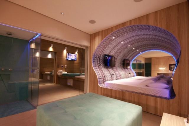 Bedroom design bedroom ideas Futuristic Bedroom Ideas 35. Futuristic Bedroom Ideas