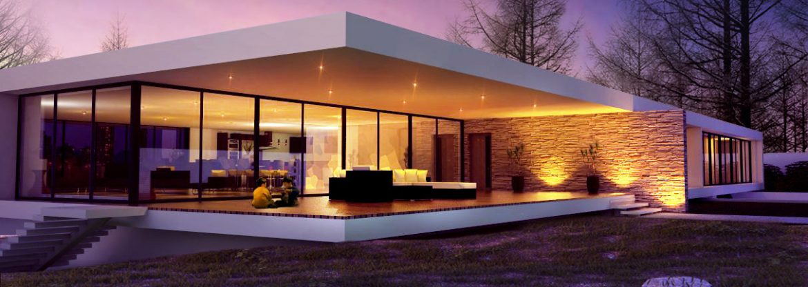 Modern Houses in the Future