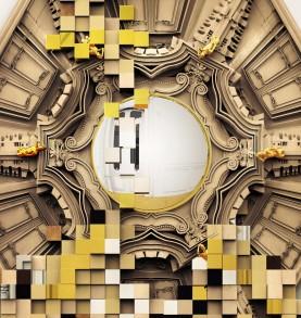 piccadilly luxury mirror - boca do lobo Interior Design Ideas with Luxury Furniture Interior Design Ideas with Luxury Furniture piccadilly luxury mirror boca do lobo 00 277x293