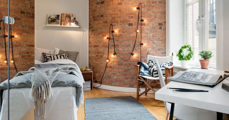 """Modern spring apartment"""
