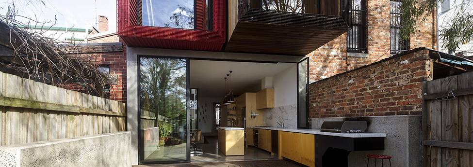 """""""back view modern home design"""" Modern Home Design Ideas with Minimalist Touches Modern Home Design Ideas with Minimalist Touches back view modern home design by andrew maynard"""