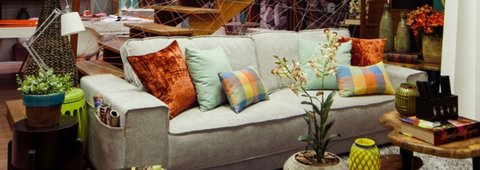 """""""eclectic interior design with awesome furniture"""""""