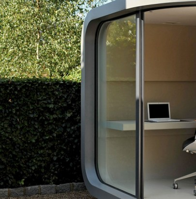 """Fantastic Idea for a Modern Home Office"""