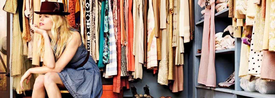 """celebrity closets"""