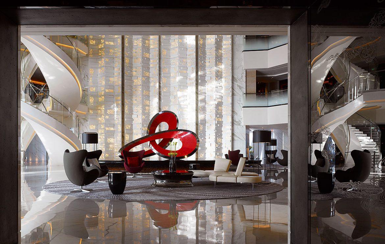 Top 5 Luxury Hotel Designers