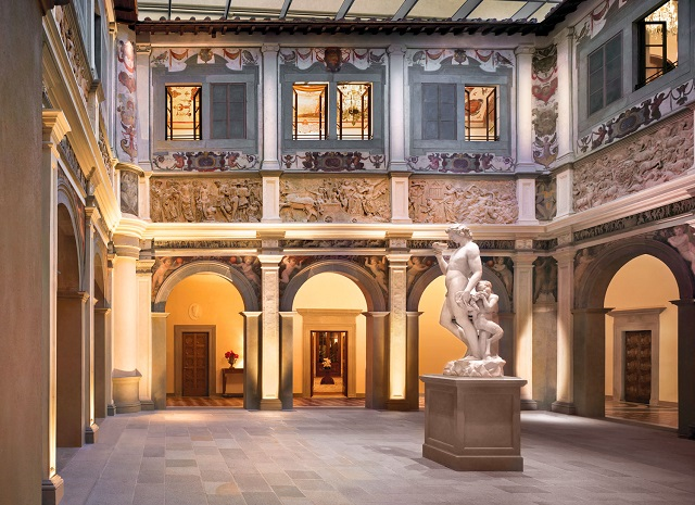 Top 5 Luxury Hotel Designers Top 5 Luxury Hotel Designers Top 5 Luxury Hotel Designers Top 5 Luxury Hotel Designers Pierre Yves Rochon Four Seasons Firenze Florence Italy