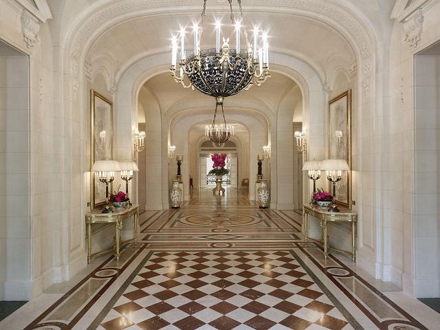 Top 5 Luxury Hotel Designers Top 5 Luxury Hotel Designers Top 5 Luxury Hotel Designers Top 5 Luxury Hotel Designers Pierre Yves Rochon Shangri La Hotel Paris France