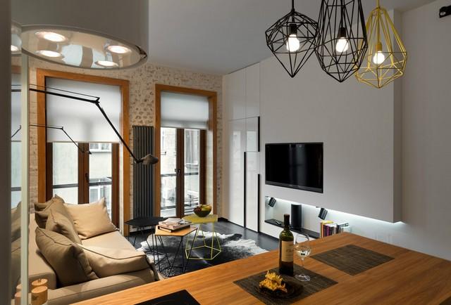 top decor small apartment- modern home decor
