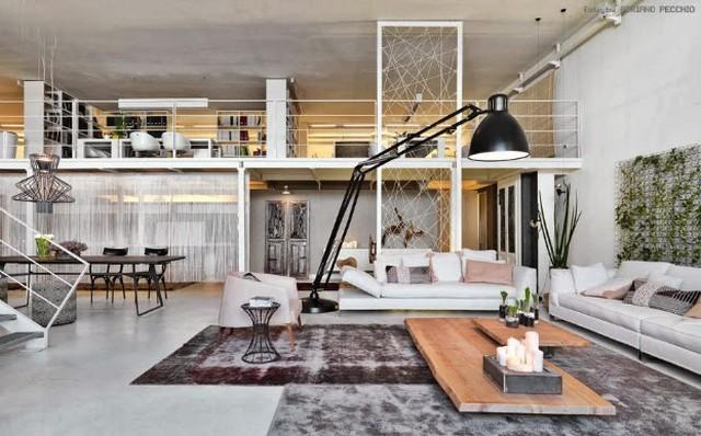 Modern Chic interior design trend 2014 Modern Home Decor