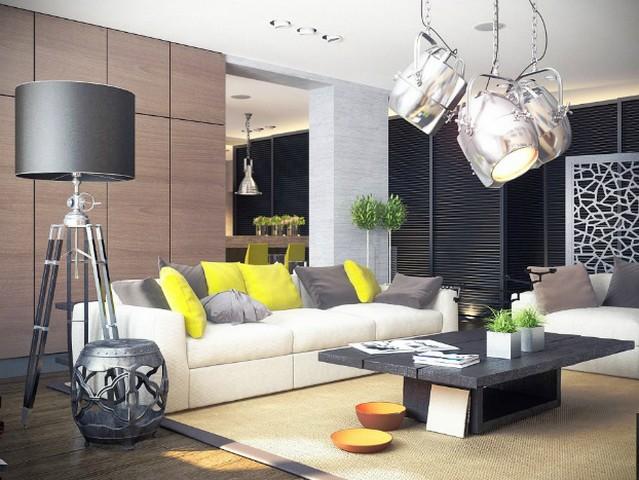 styles of decor- modern home decor