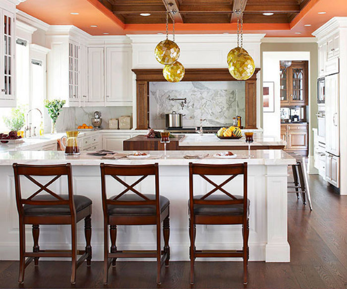 101566989 Trend colors for kitchen design Trend colors for kitchen design 101566989