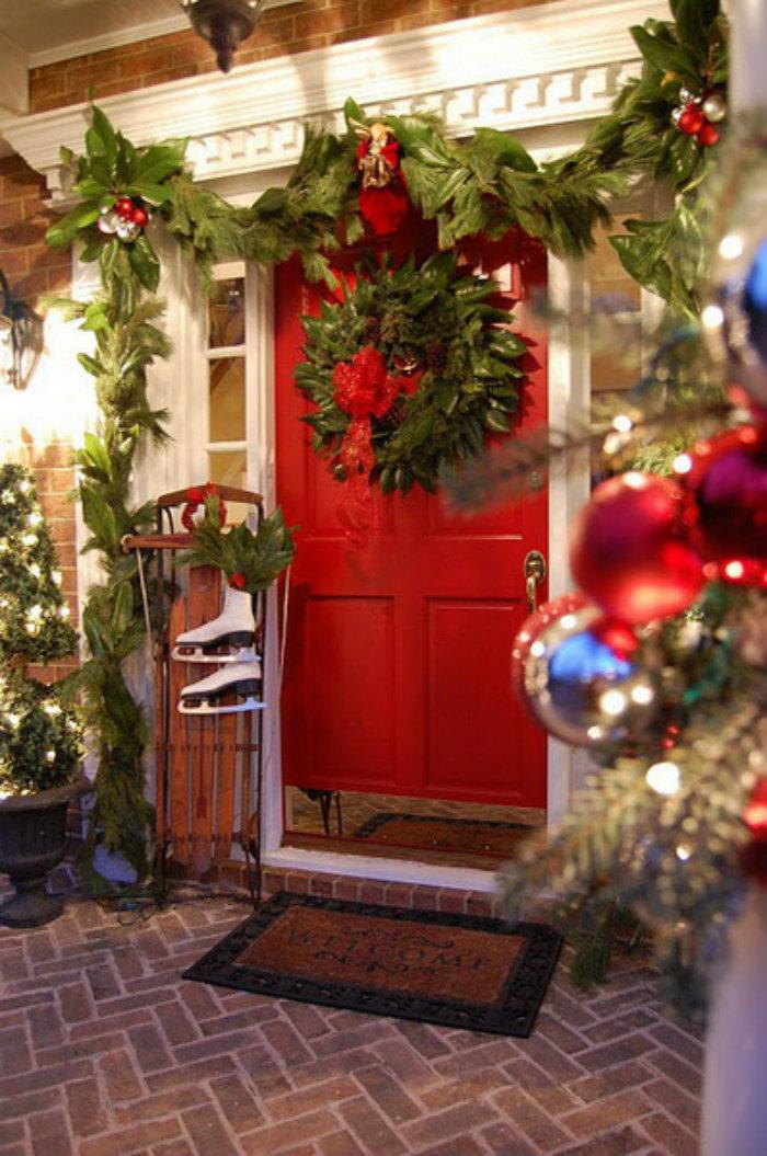 Christmas Outdoor Decoration | Modern Home Decor