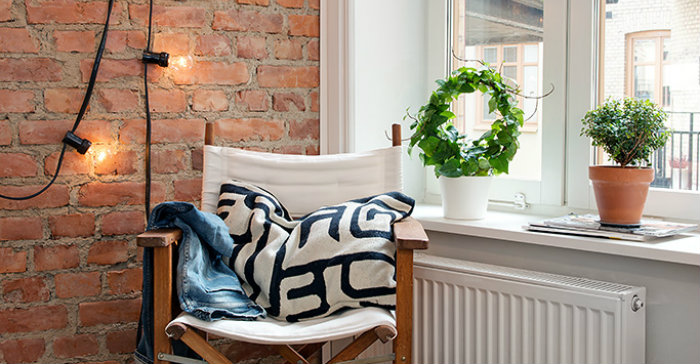 Our Most popular article of 2014: Modern Apartment With Spring Decorating