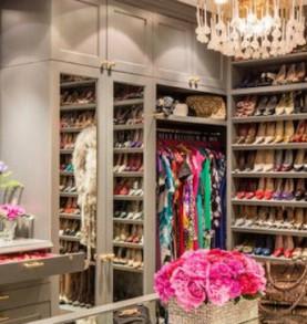 Create a paradise closet for yourself!