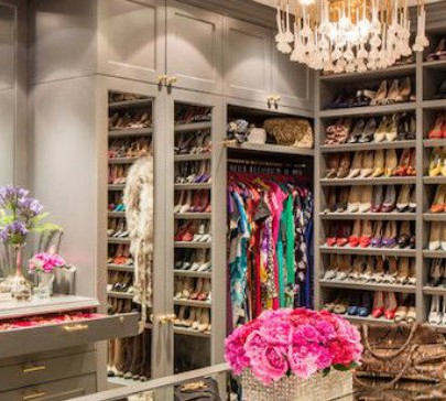 Create a paradise closet for yourself!