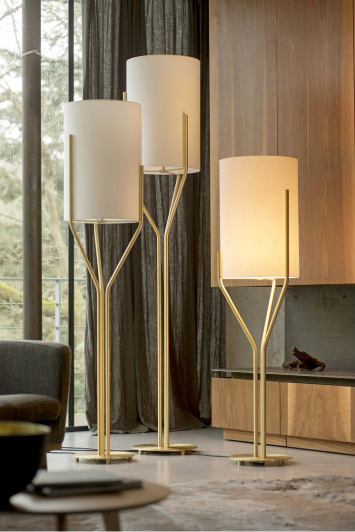 Modern Home Decor Ideas Floor Lamp Lighting Top Lamps
