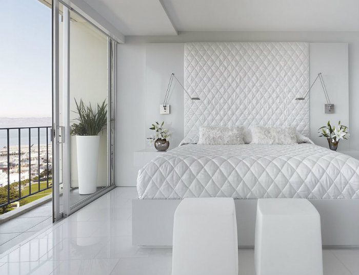 Luxury White Dream Decoration At Home