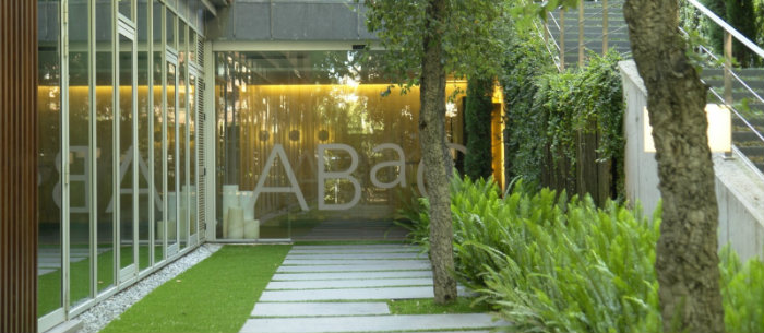 ABAC Restaurant in Barcelona