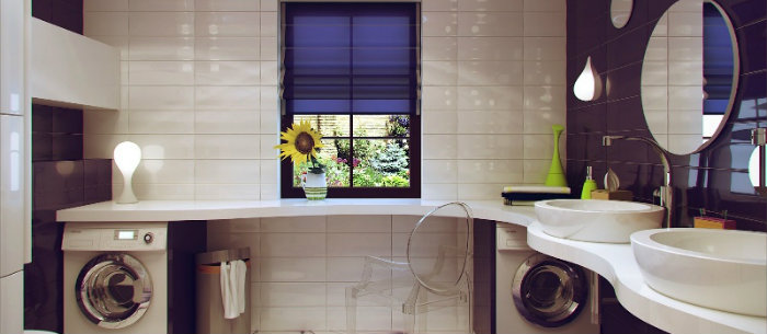 Make Your Bathroom Colorful!