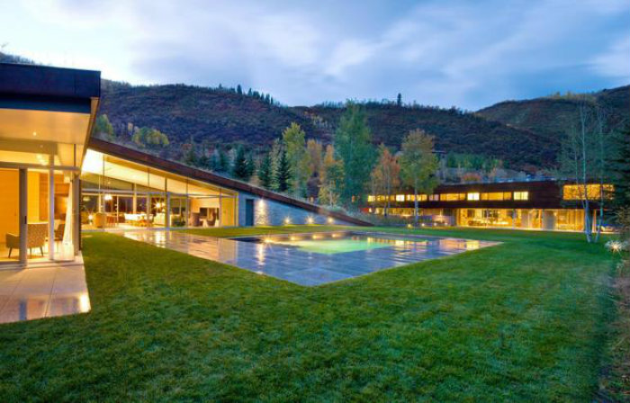 The Example of Contemporary Architecture in Colorado The Example of Contemporary Architecture in Colorado The Example of Contemporary Architecture in Colorado sustainable home landscaped modern home decor The Example of Contemporary Architecture in Colorado