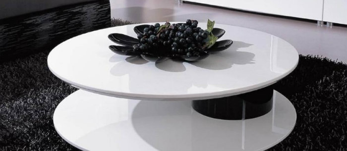 Modern Round Center Table Designs For Living Room ...