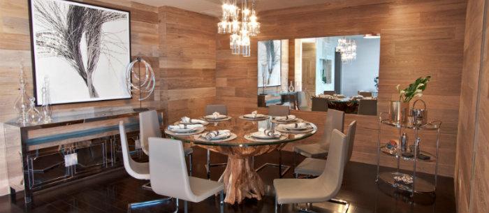 Dining Room Decor Ideas from Brabbu