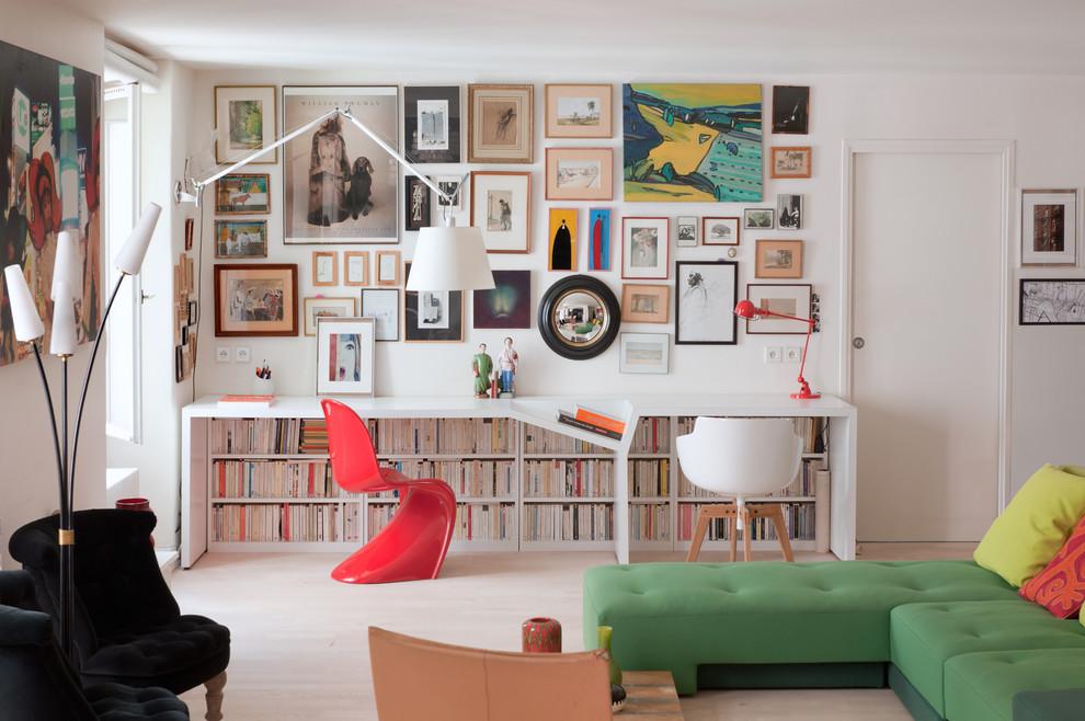 12-wall-of-art-home office-decor-homebnc