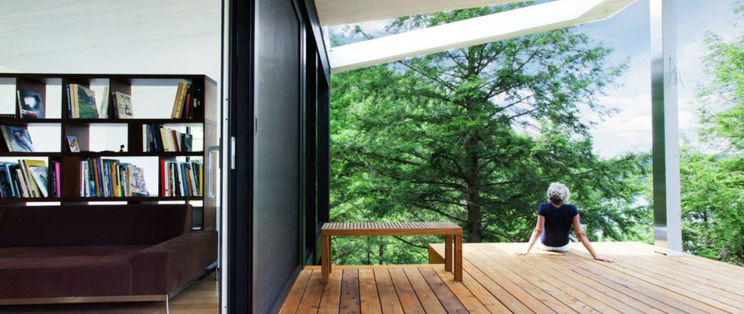 A forest house perfectly designed for a sculptor forest house A forest house perfectly designed for a sculptor forest house 10 featured