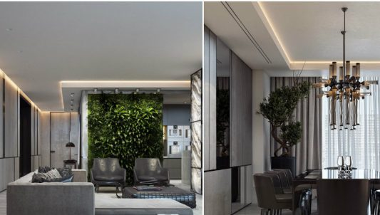 Minimalist & Luxurious house in Miami by YØDEZEEN