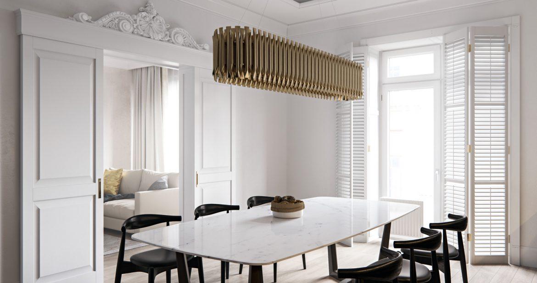 A Modern Home Decor in Ukraine by M3 Architecture