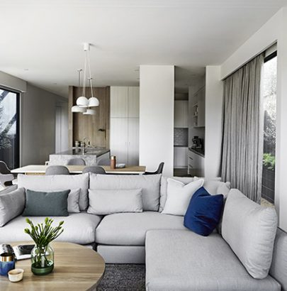 Portsea Modern Home and Family Escape by MIM Design modern home Portsea Modern Home and Family Escape by MIM Design portsea residence mim design6 405x410