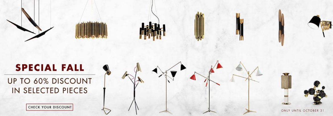 DelightFULL lighting brand has a special Fall Campaign for you