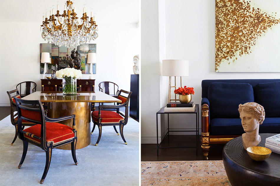 How to use antiques in contemporary interiors  contemporary interiors How to use antiques in contemporary interiors how to use antiques in contemporary interiors 7