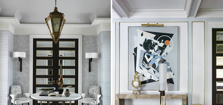 How to use antiques in contemporary interiors