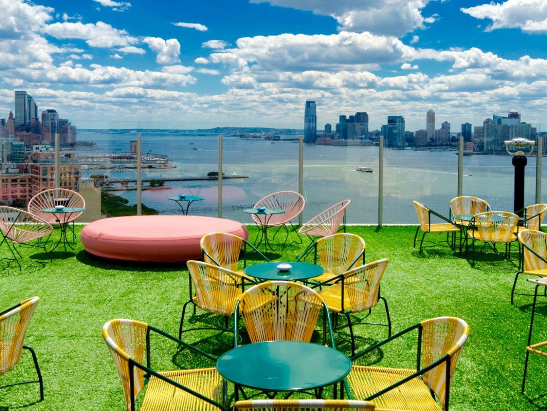 NEW YORK, NEW YORK: TOP 8 ROOFTOP BARS | Modern Home Decor