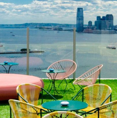 NEW YORK, NEW YORK: TOP 8 ROOFTOP BARS