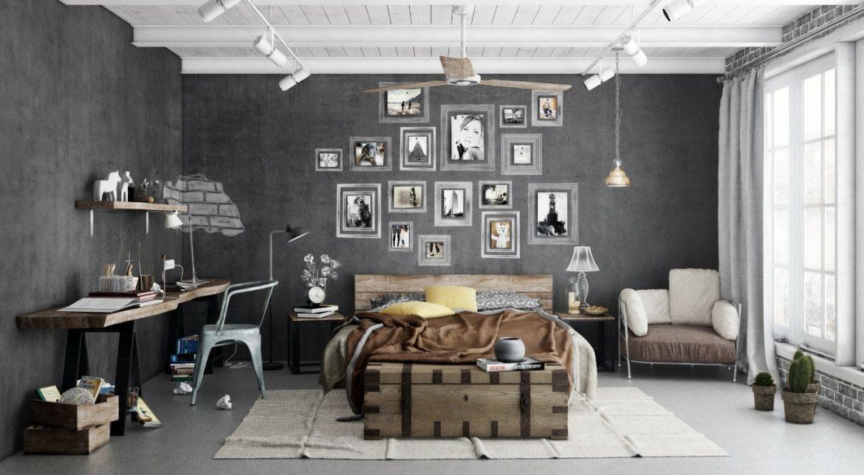 Industrial Interior Design 10 Industrial Interior Design Ideas  Modern Home Decor