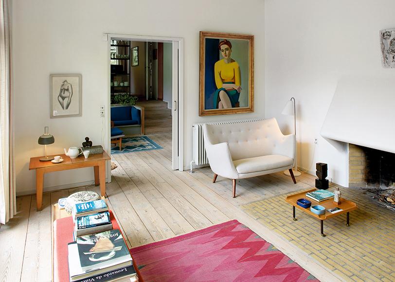 8 Mid-century modern living rooms  mid-century modern 8 Outstanding Mid-century Modern Living Rooms 8 Mid century modern living rooms 1