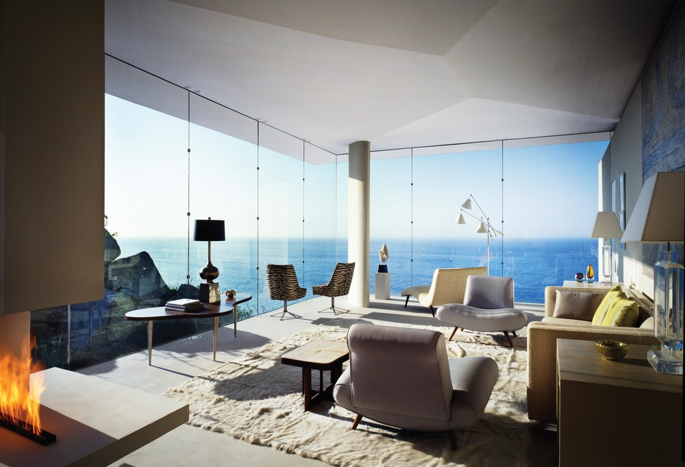 8 Mid-century modern living rooms  mid-century modern 8 Outstanding Mid-century Modern Living Rooms 8 Mid century modern living rooms 2