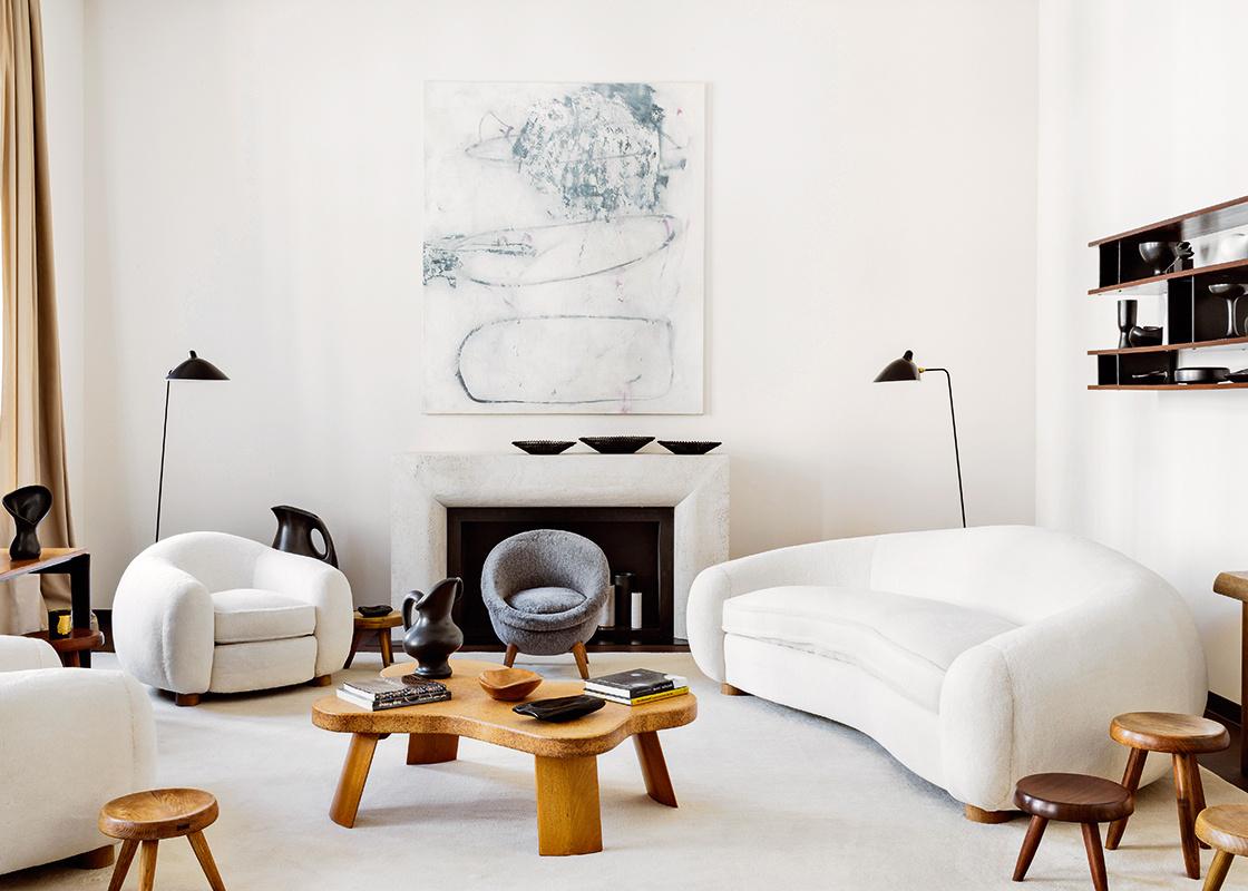 8 Mid-century modern living rooms  mid-century modern 8 Outstanding Mid-century Modern Living Rooms 8 Mid century modern living rooms 4