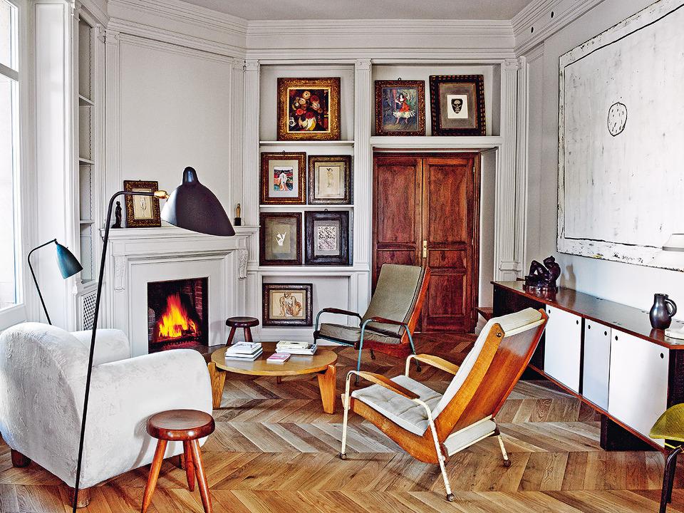 8 Mid-century modern living rooms  mid-century modern 8 Outstanding Mid-century Modern Living Rooms 8 Mid century modern living rooms 5