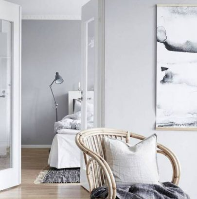 How to use modern floor lamps in your house this winter