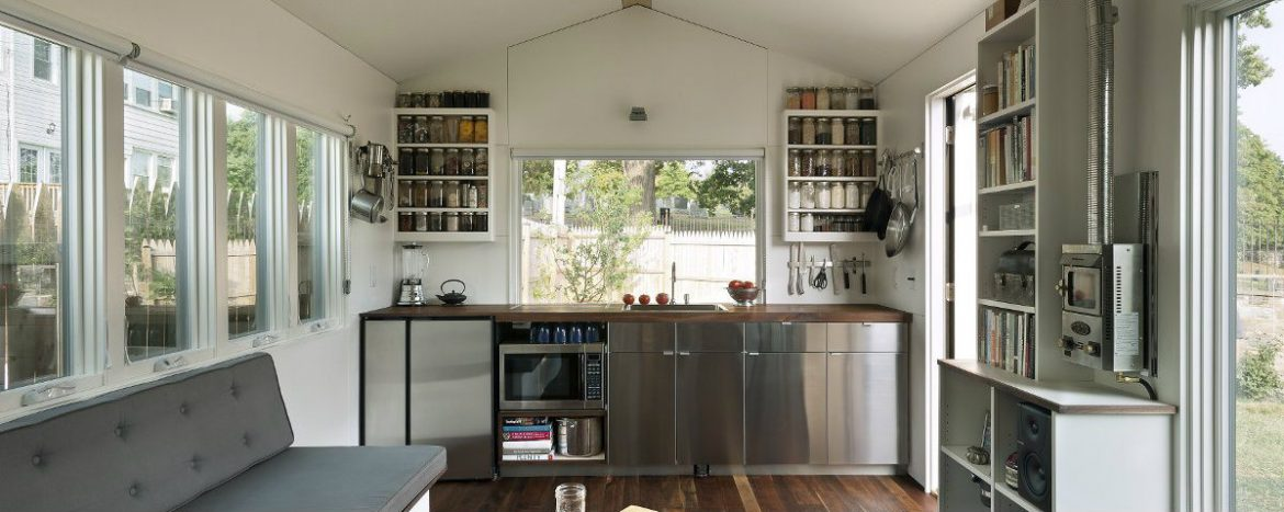 HOW TO DECORATE A TINY HOME, BY FOUNDRY ARCHITECTS