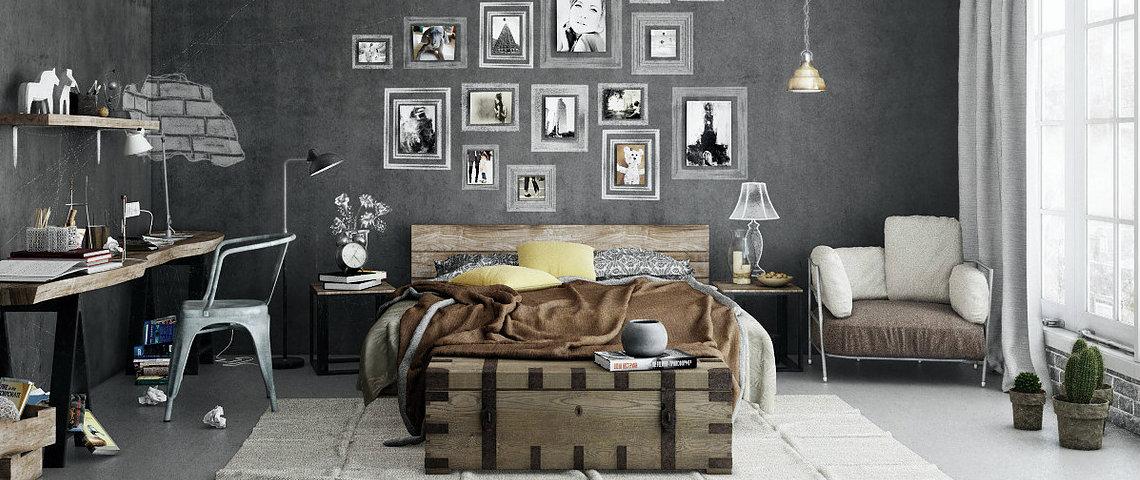 10 INDUSTRIAL INTERIOR DESIGN IDEAS industrial interior design ideas 10 Industrial Interior Design Ideas industria f 1