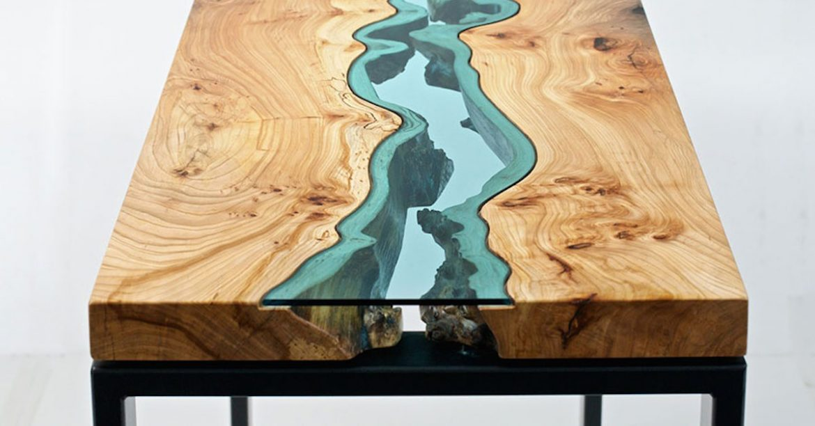 STUNNING WOODEN COFFEE TABLE WITH GLASS RIVERS AND LAKES coffee table STUNNING WOODEN COFFEE TABLE WITH GLASS RIVERS AND LAKES STUNNING WOODEN COFFEE TABLE WITH GLASS RIVERS AND LAKES 1